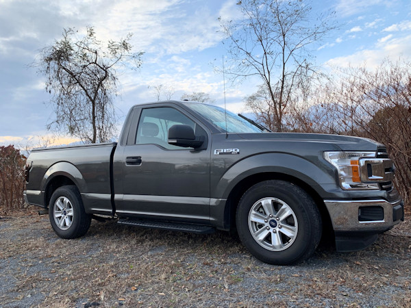 2wd F150 with a Belltech 3-4 lowering kit