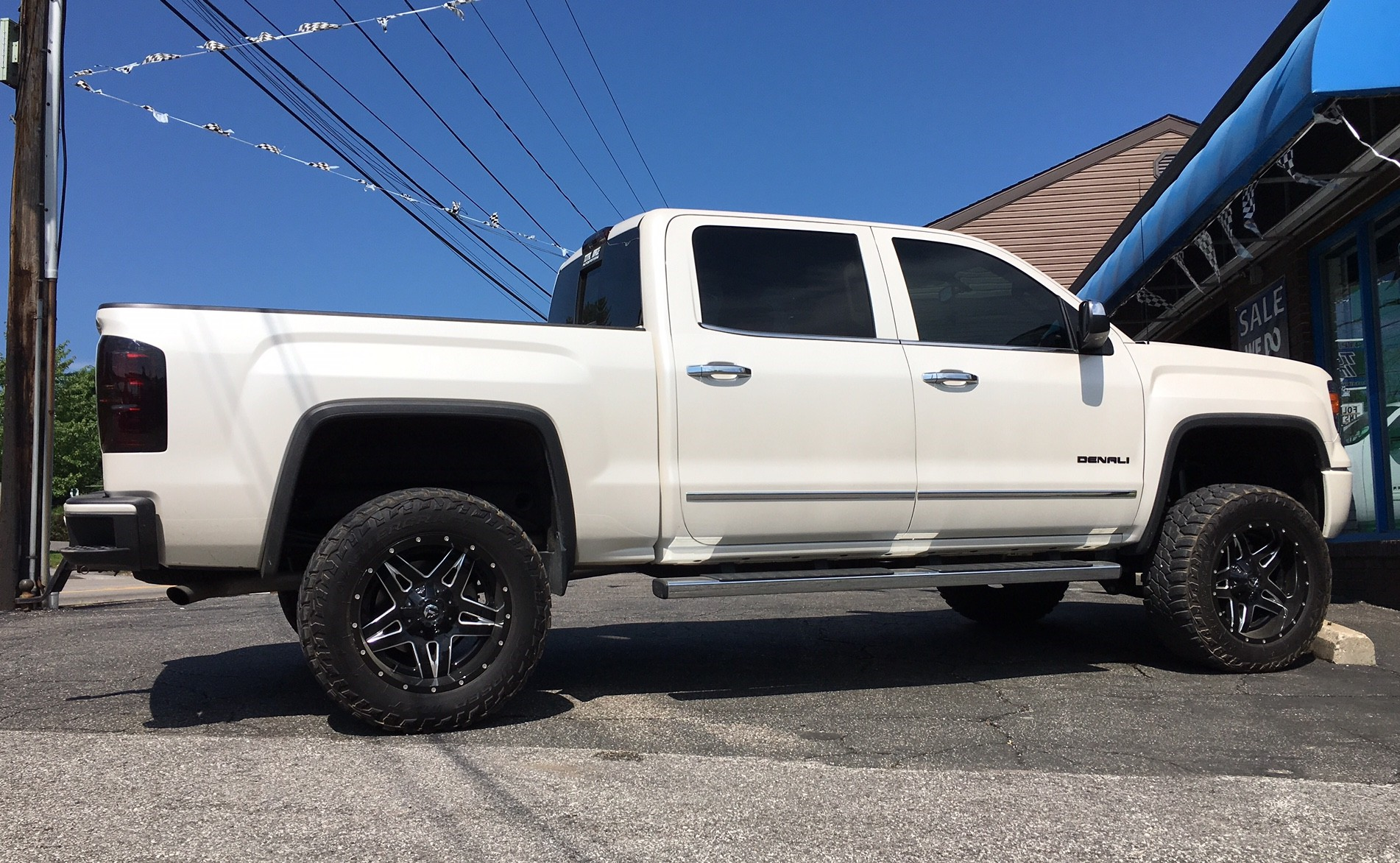 Lift Kits Photo Gallery Total Image Auto Sport Pittsburgh Pa