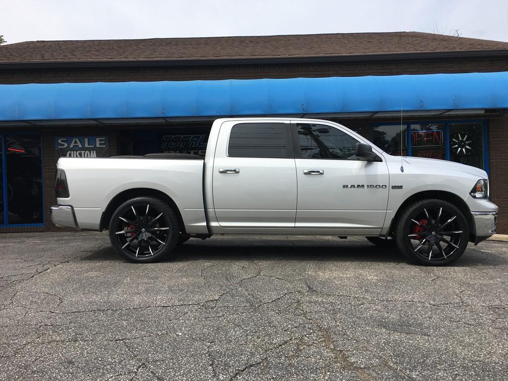 Lowered Dodge Ram 1500 >> Ram Photo GalleryTotal Image Auto Sport - Pittsburgh PA