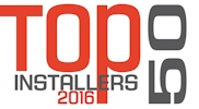 top 50 installers in the US and Canada